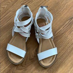 Girls Blowfish Sandals